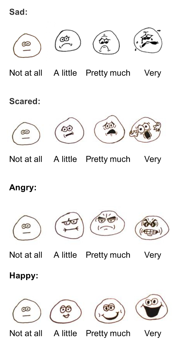 Psychophysiological Assessment of the Effectiveness of Emotion