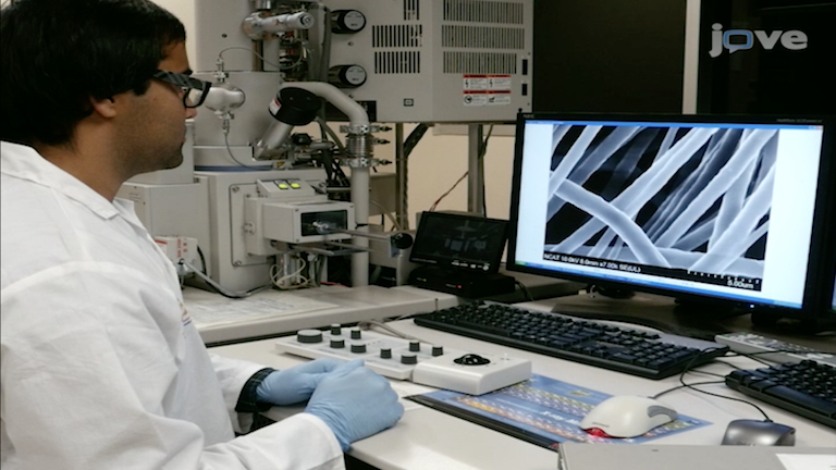 Synthesis of Keratin-based Nanofiber for Biomedical Engineering thumbnail