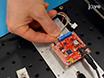 Automation of Mode Locking in a Nonlinear Polarization Rotation Fiber Laser through Output Polarization Measurements thumbnail