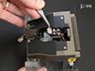 계장 AFM-들여 쓰기에 의해 정량 경도 측정 thumbnail