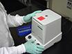 مسحة طريقة أخذ العينات للكشف عن نوروفيروس الإنسان على السطوح thumbnail