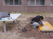 Tracking Infiltration Front Depth Using Time-lapse Multi-offset Gathers Collected with Array Antenna Ground Penetrating Radar thumbnail